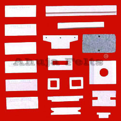 FELTS FOR ENAMELLING & OIL WIPING